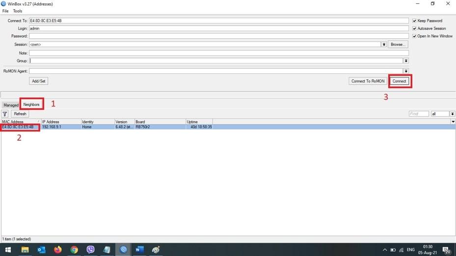 Hướng Dẫn Cấu Hình Load Balancing 2 WAN Trên Router Mikrotik