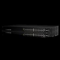 thiết bị chuyển mạch EdgeSwitch 24 250Wv