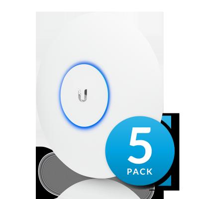 Thiết bị phát WiFi UniFi AC Pro 5-pack
