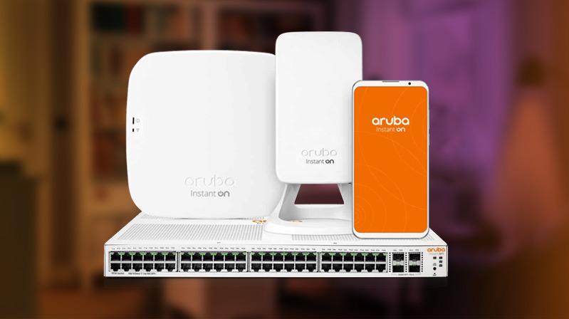 Thiết bị phát WiFi Aruba Instant On
